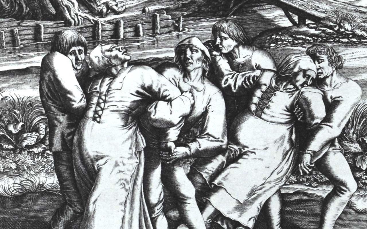 The Dancing Plague, phenomena, facts, people, life, history, Europe