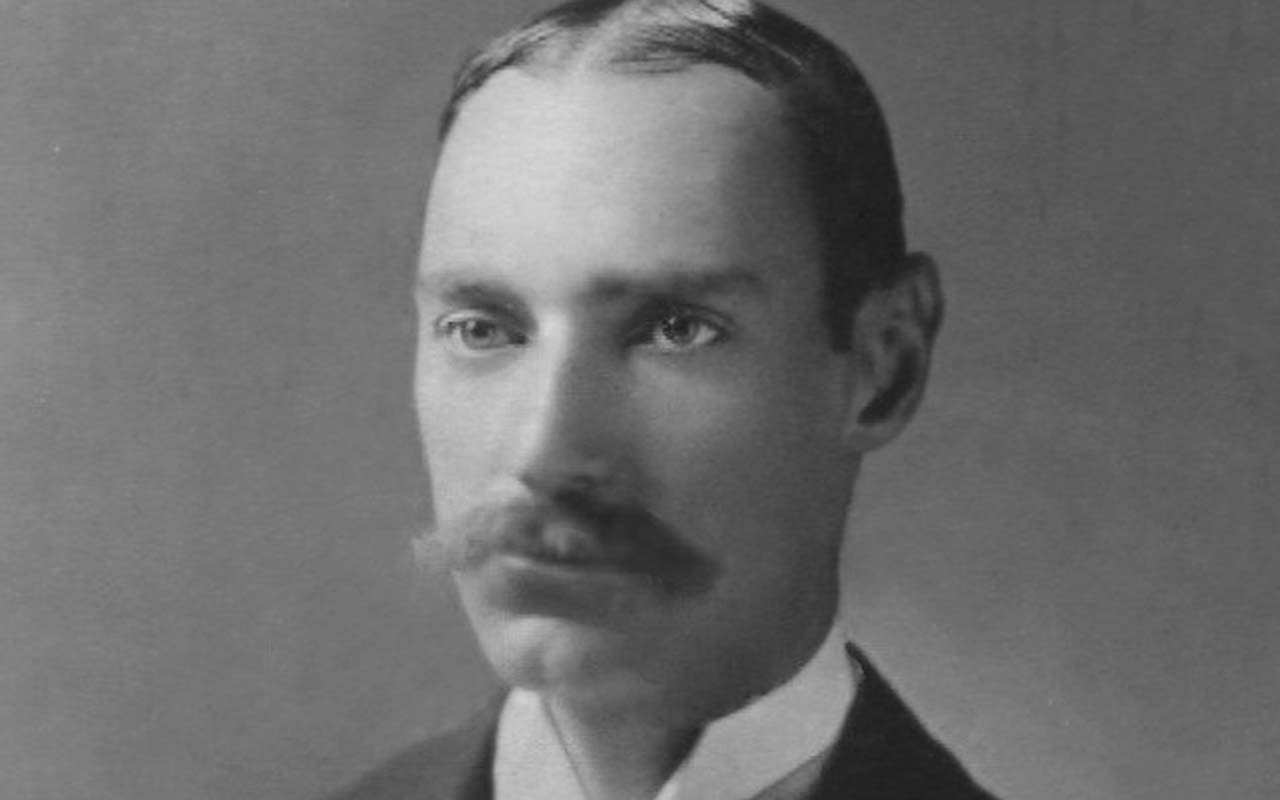 John Jacob Astor IV, Titanic, facts, life, people, history, history in pictures