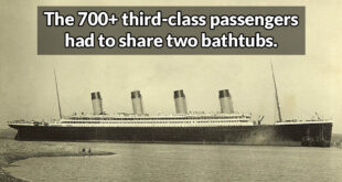 Titanic, facts, secrets, history, people