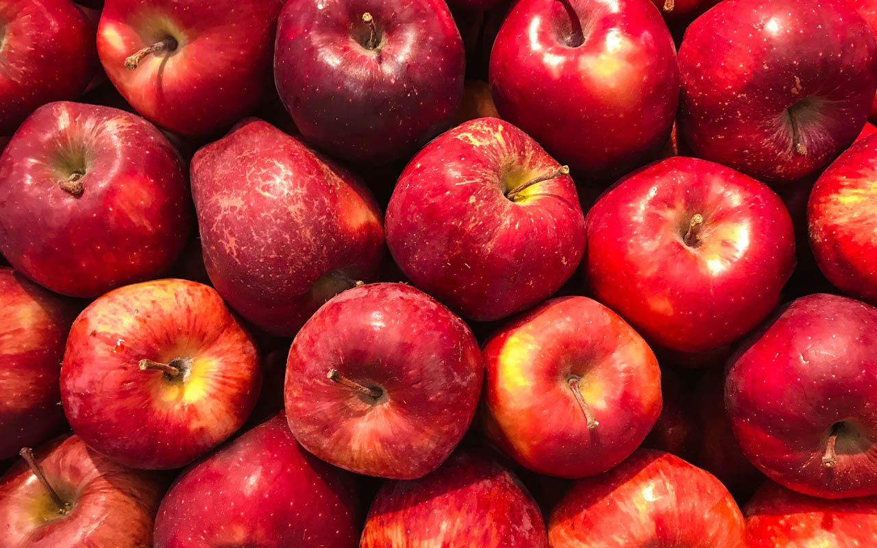 apples, types, varieties, facts, food,
