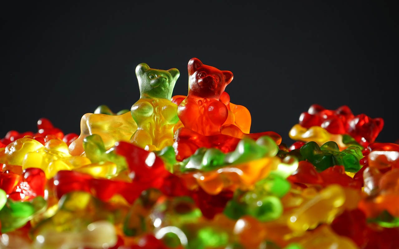 gummy bears, carnauba, wax, car, washing, cleaning