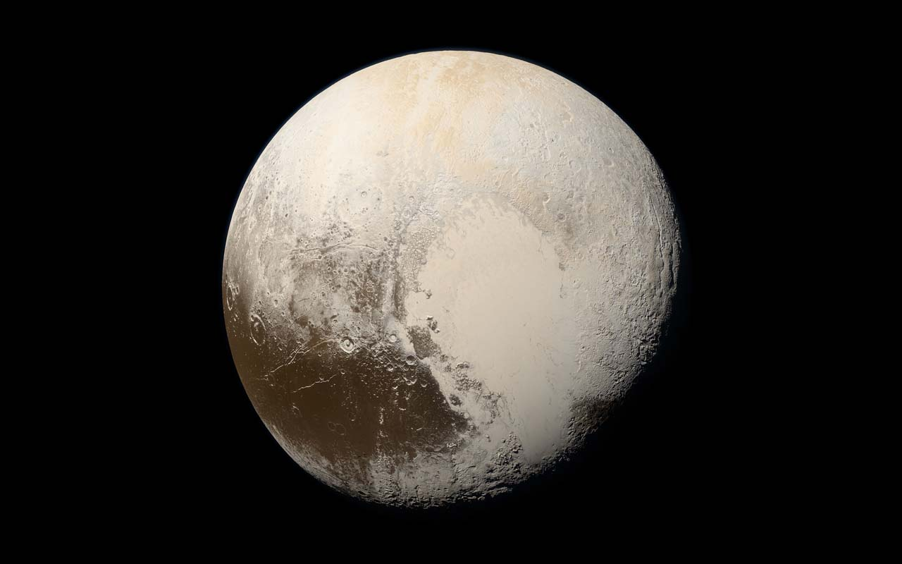 pluto, planets, life, facts, science, entertainment
