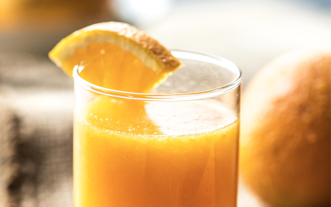 orange juice, fresh, vitamin c, healthy, facts, brushing