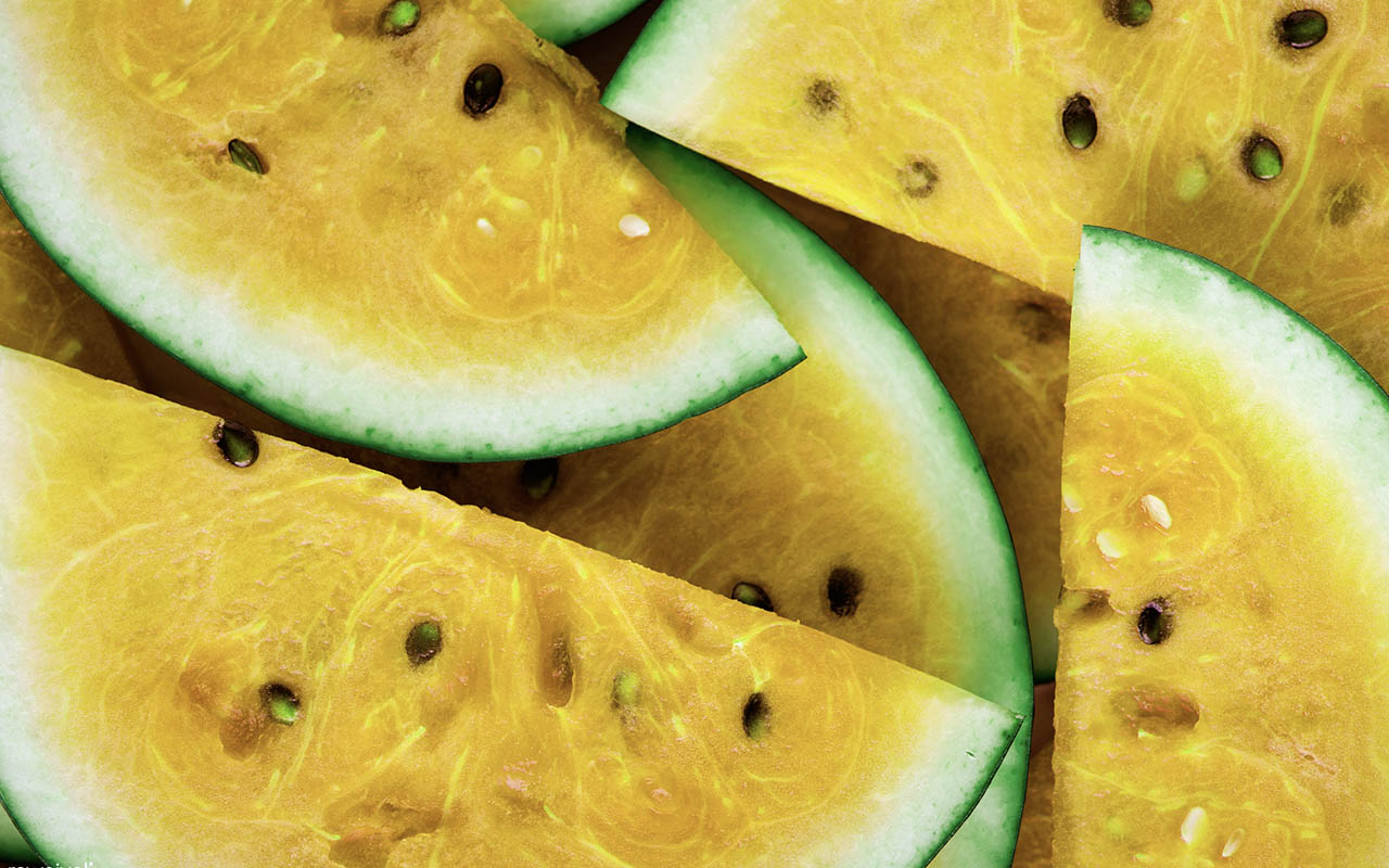 yellow watermelon, facts, nature, fruits, life, Earth