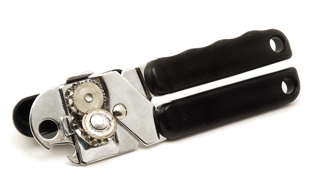 can opener, invention, facts, life, history, people