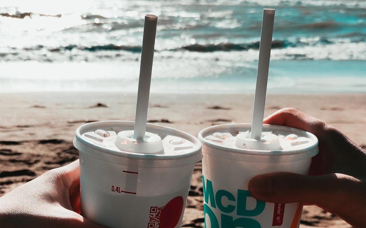 straw, McD, drink, McDonalds, soda, Coca Cola, fact, beverage