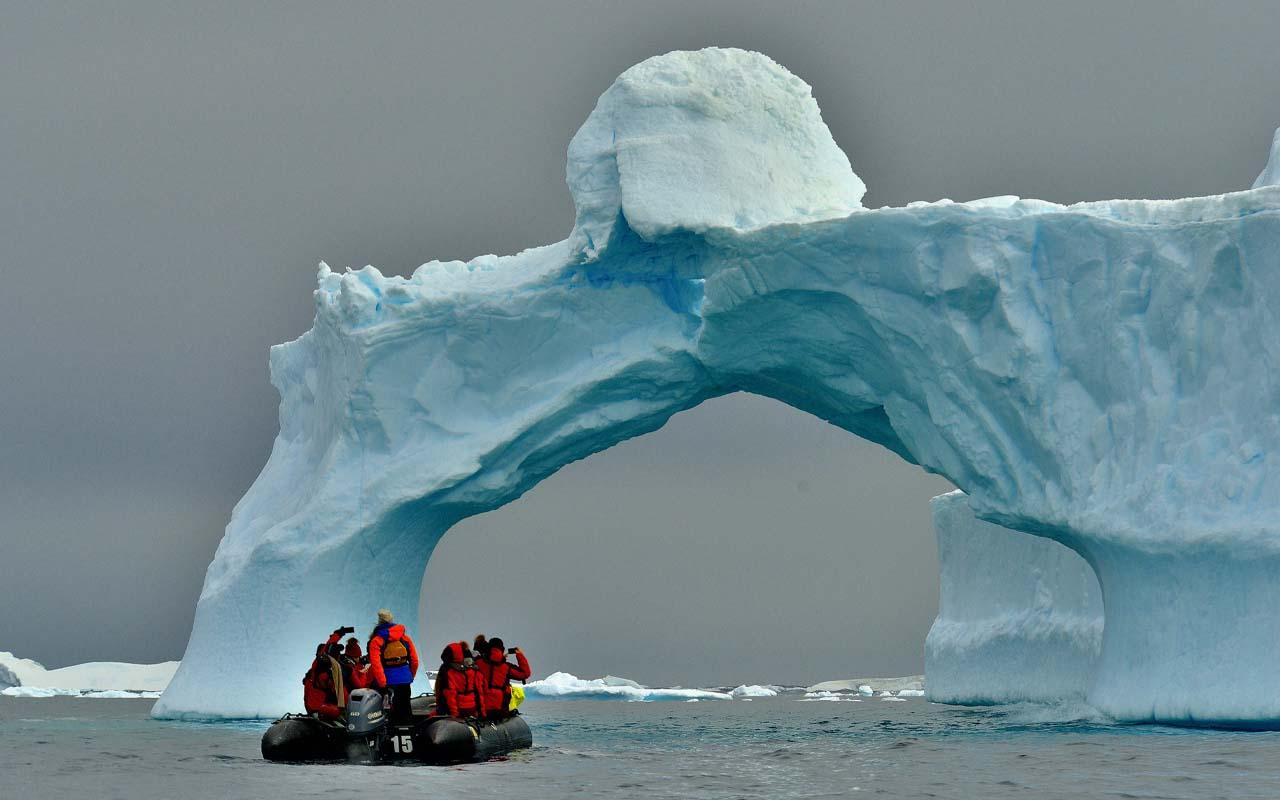 Antarctica, travel, exploration, facts, life, people, heard