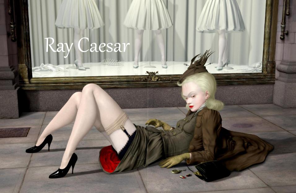 web - ray caesar
