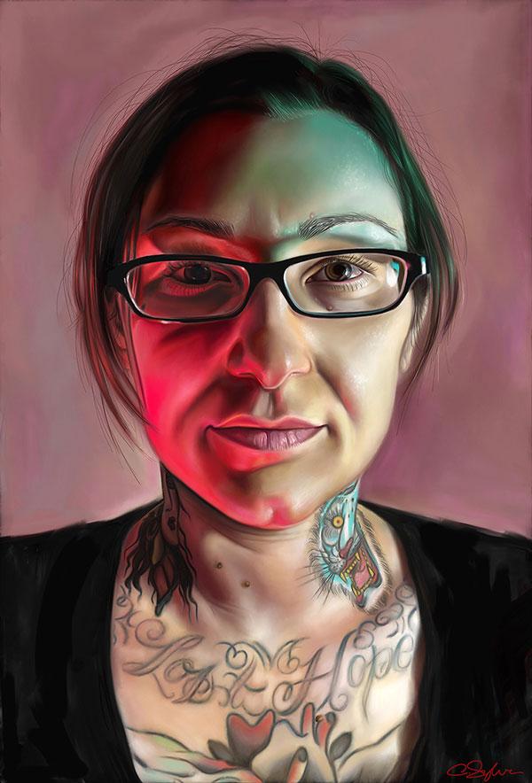 Crystal_Sylver_Portrait-of-the-artist-Karina-Figueroa_beautiful-bizarre