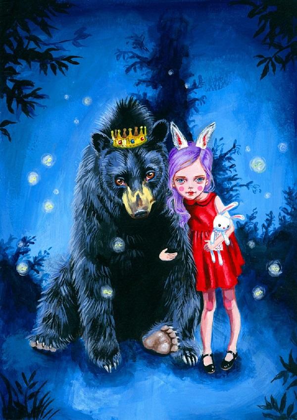Julie_Filipenko_King_of_Bears_beautifulbizarre