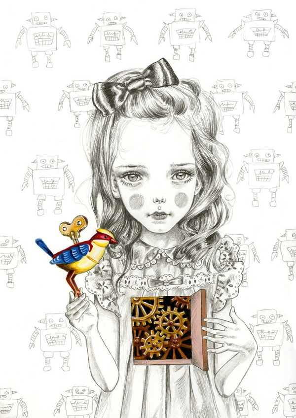 Julie_Filipenko_Mechanical_Heart_beautifulbizarre