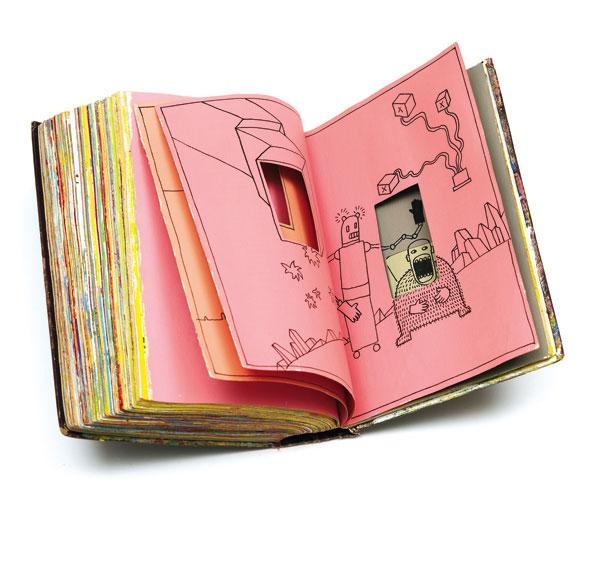 Rikus_Ferreira_Pink_Book_BeautifulBizarre