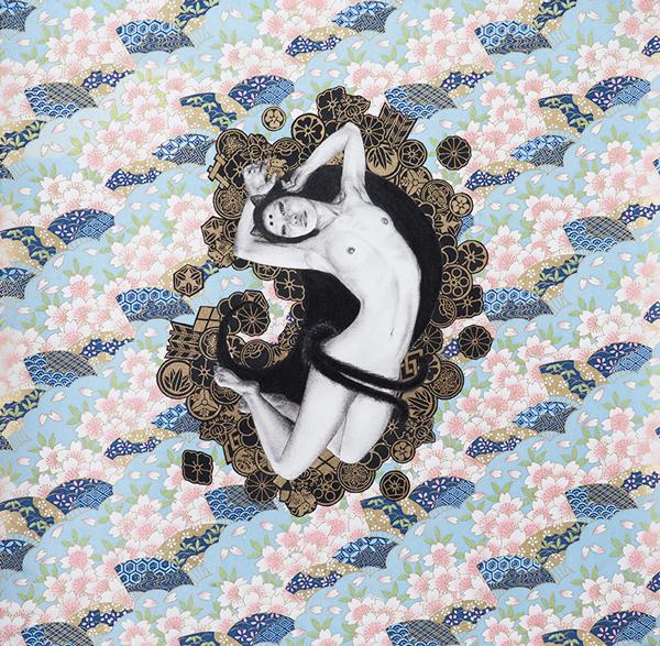 Stephanie Inagaki Nesting Nokomata Drawing Metamorphosis