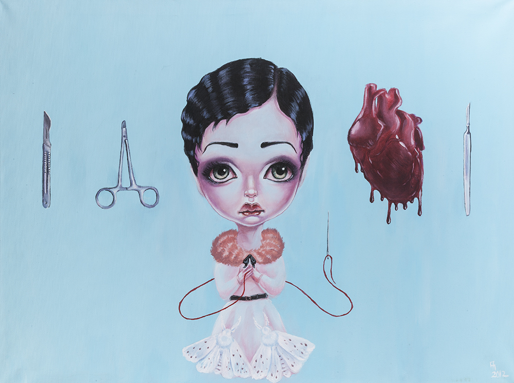 mai_ja_world_of_creepy_cute_Heart_surgery_beautifulbizarre