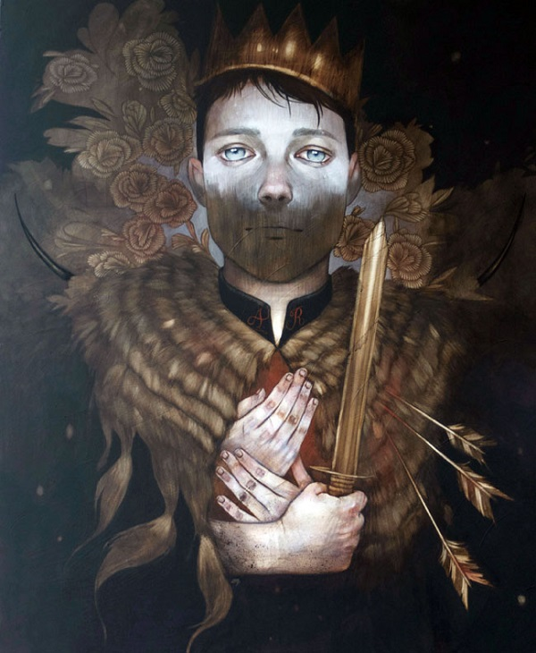 Leilani_Bustamante_Weight_of_the_Crown_beautifulbizarre