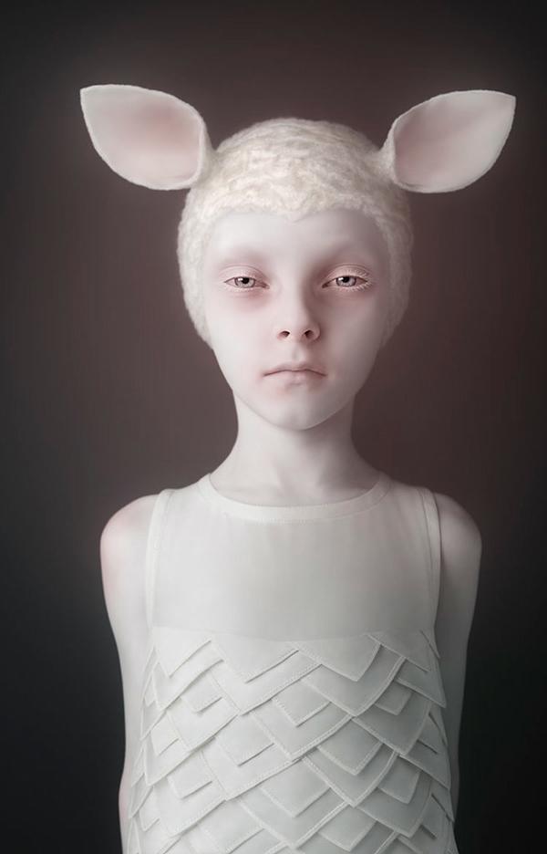 Oleg Dou Digital Art Lamb