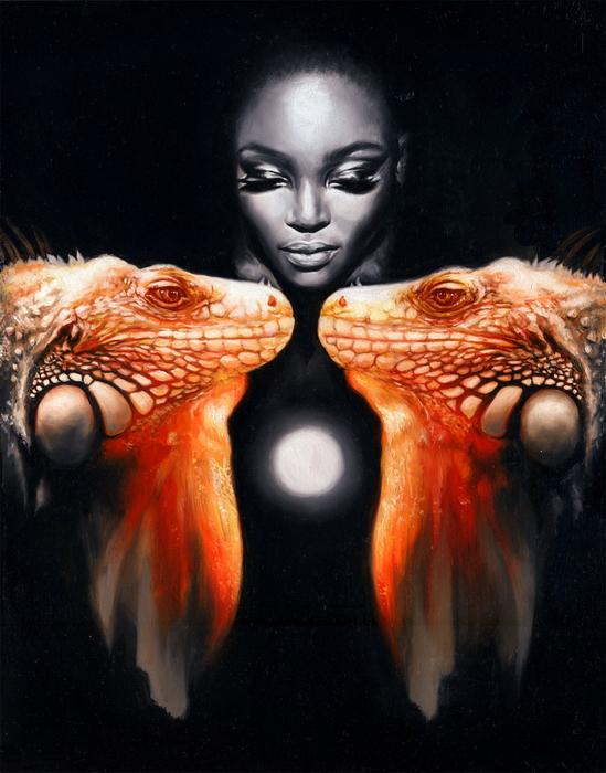 Phoenix by Zofia Bogusz - exhibition at Gauntlet Gallery