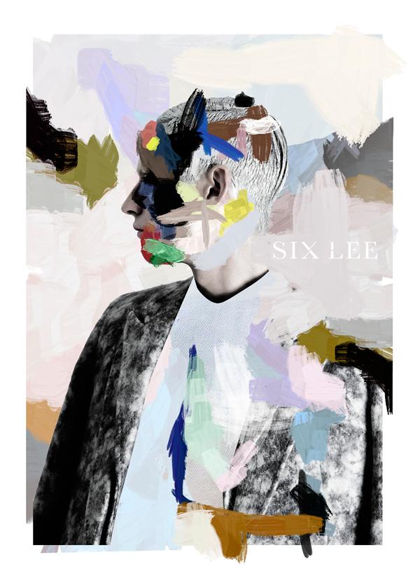 Ernesto Artillo Collage Six Lee 3