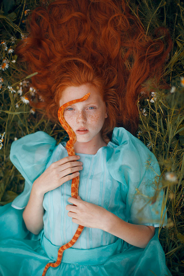 Katerina Plotnikova Photography Snake
