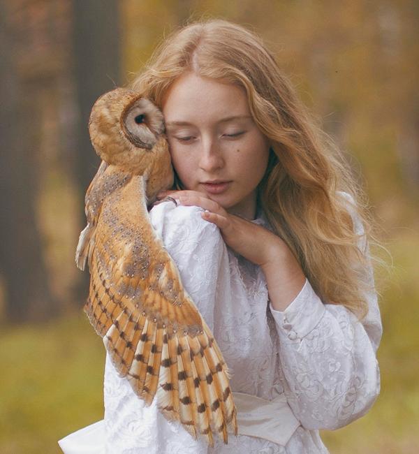 Katerina Plotnikova Photography Owl