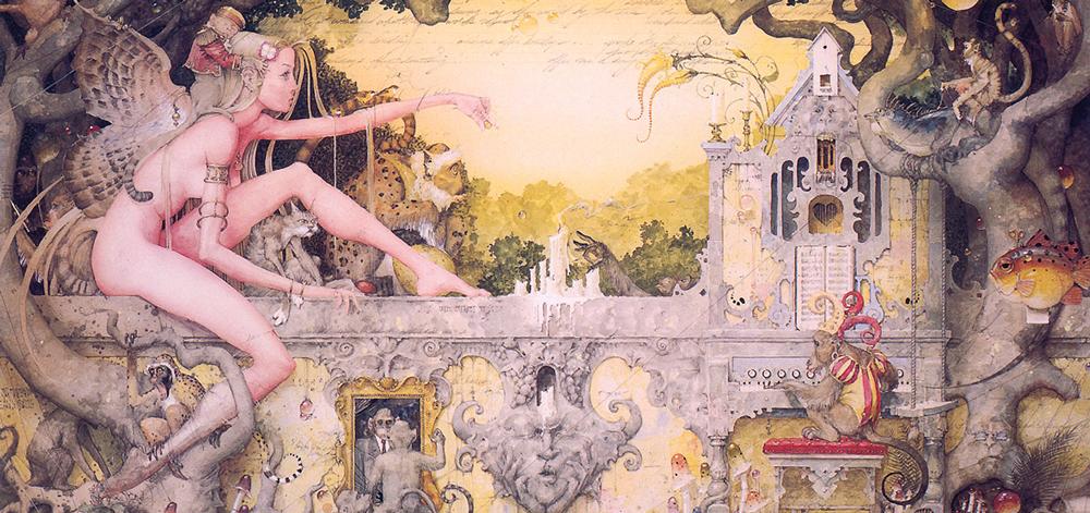 Daniel Merriam Painting 001