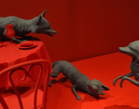 Sandy Skoglund Photography Installation 1
