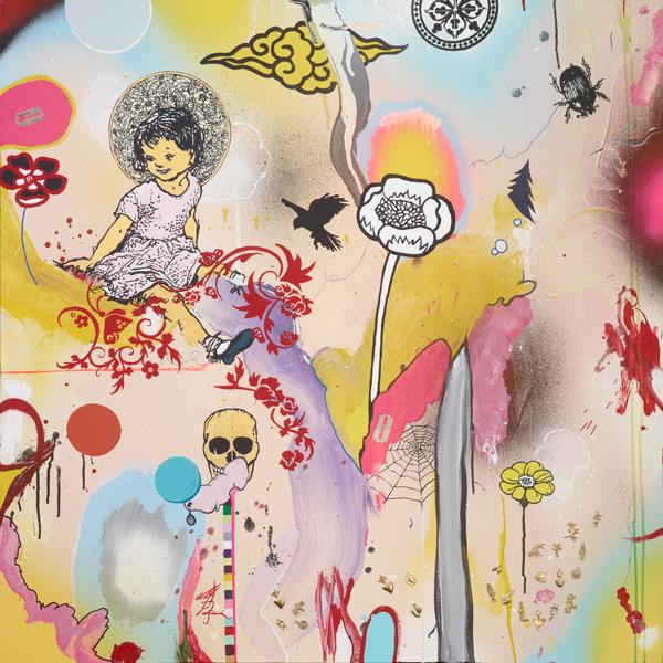 Dan Baldwin Painting 009