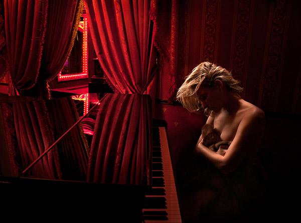 Good Night by David Drebin