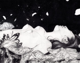 Breath by Nimit Malavia - Sam Wolfe Connelly - - Lore @ Hashimoto Gallery