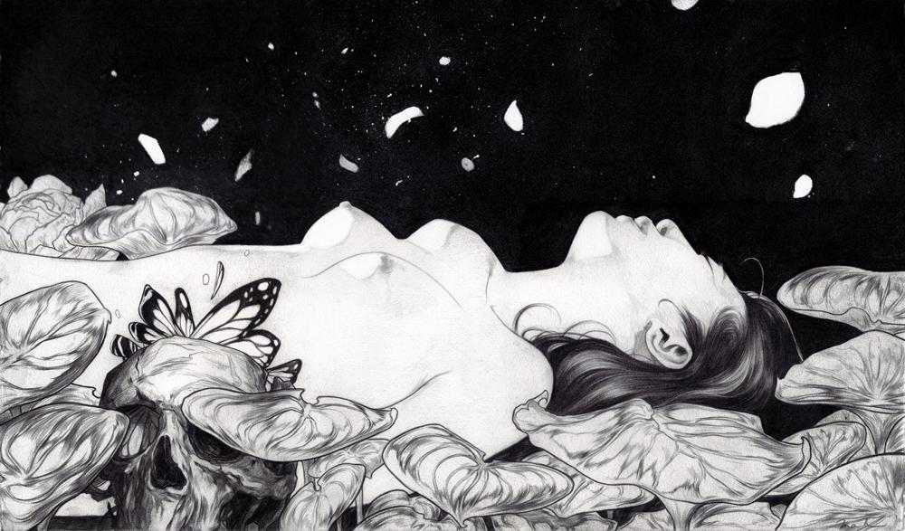 Breath by Nimit Malavia - Lore @ Hashimoto Gallery