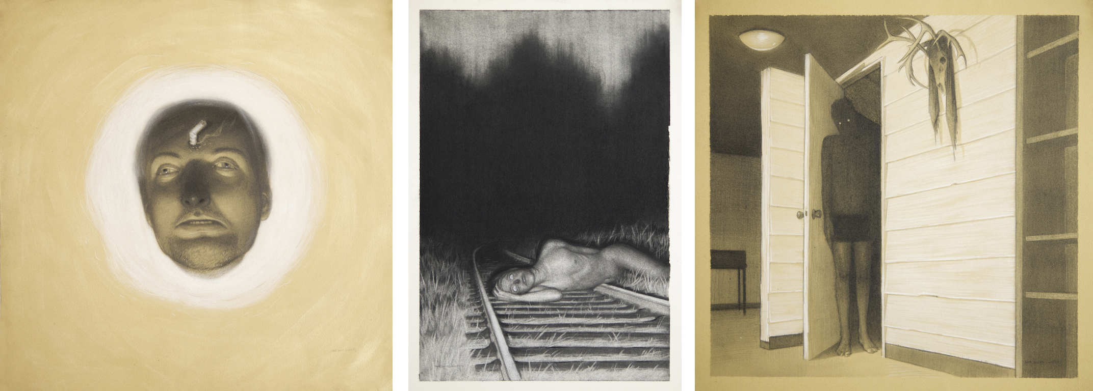 Sam Wolfe Connelly - Lore @ Hashimoto Gallery