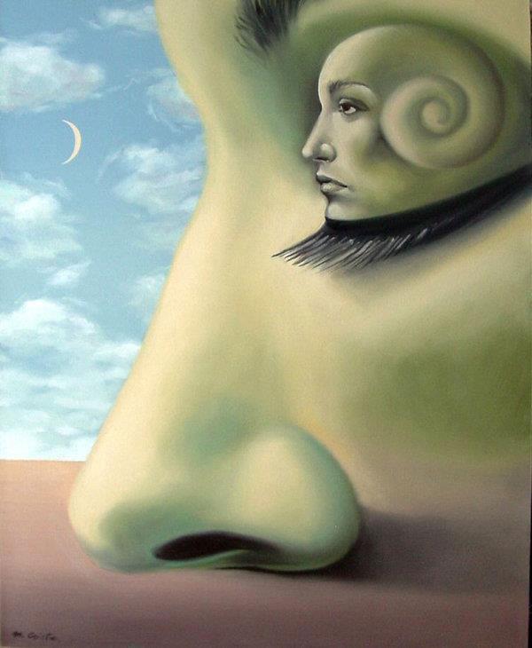 Mihai Criste Surrealism Beautiful Bizarre