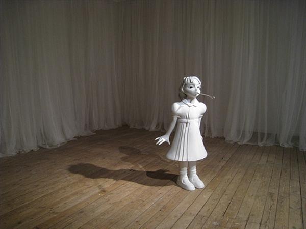 Horizontal spit (2007)