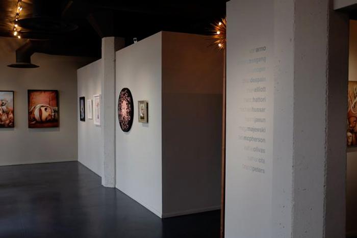 Baker HesseldBaker Hesseldenz - 1st Annual Pop Surrealism Masters Art Exhibition 2014enz - 1st Annual Pop Surrealism Masters Art Exhibition 2014