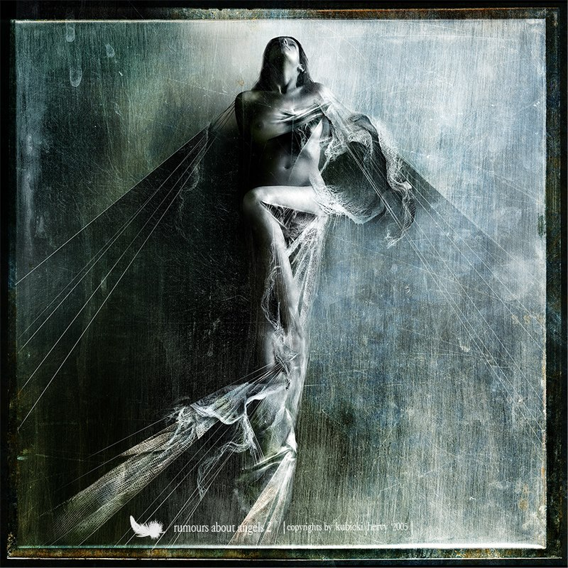 Jarek Kubicki, Jarek Kubicki Paintings. Kubicki Photography, Rumours About Angels