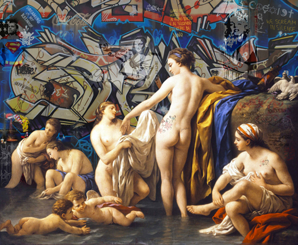 Marco Battaglini Painting 003