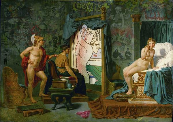 Marco Battaglini Painting 005