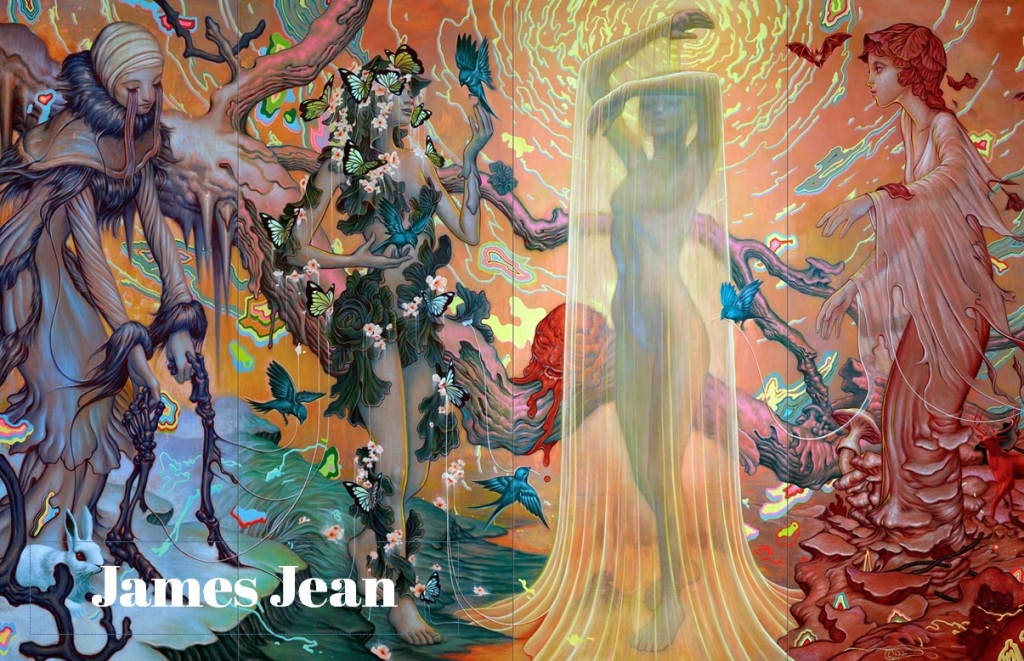 sneak peek - James Jean