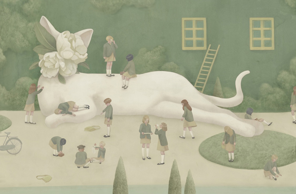 Hsiao Ron Cheng Illustration 005
