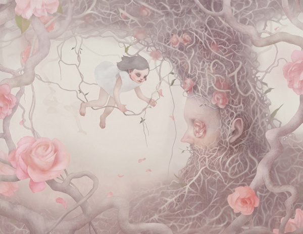 Hsiao Ron Cheng Illustration 007