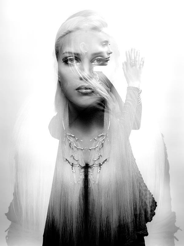 Jodi Jones black and white abstract photography BeautifulBizarre
