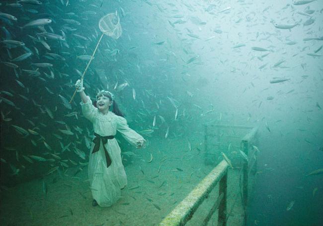 Andreas Franke Sinking World