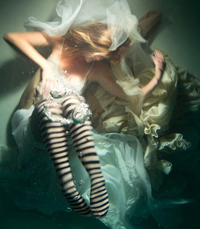 Christy Lee Rogers underwater surreal photography