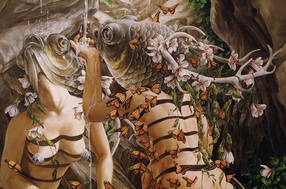 Hannah Yata Surreal Nature BeautifulBizarre