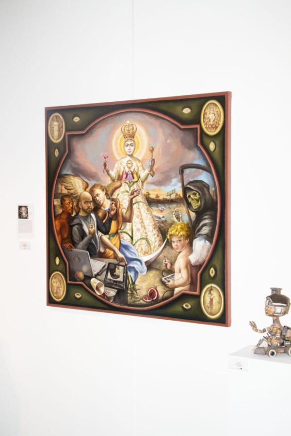 patrick mcgrath muniz, la art show 2015