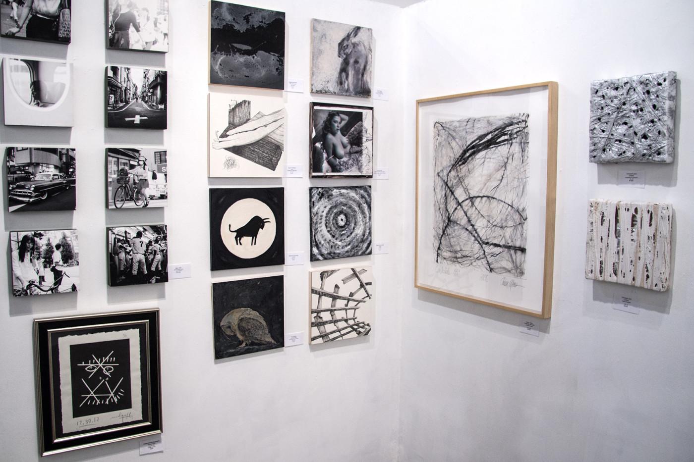 Bleicher Gallery, Grayscale Wonderland