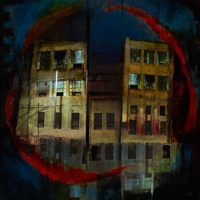 Liz Brizzi @ Roq La Rue Gallery