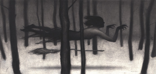 Sam Wolfe Connelly @ Roq La Rue Gallery