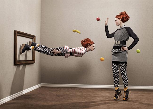 Aorta Photography - levitation photography