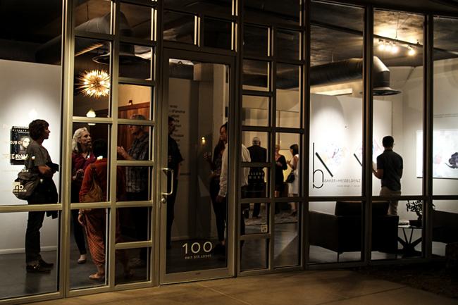 Baker Hesseldenz Fine Art Gallery in Tucson, Arizona - An interview with beautiful.bizarre art quarterly